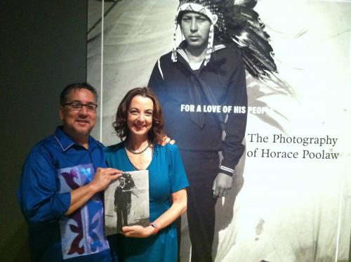 For a Love of His People The Photography of Horace Poolaw The Henry Roe Cloud Series on American Indians and Modernity