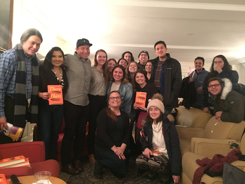 Davenport Tea discusses Tommy Orange's new novel, There, There