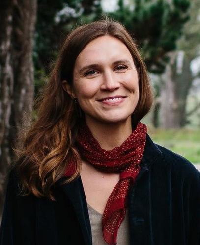 Professor Alanna Hickey (English)